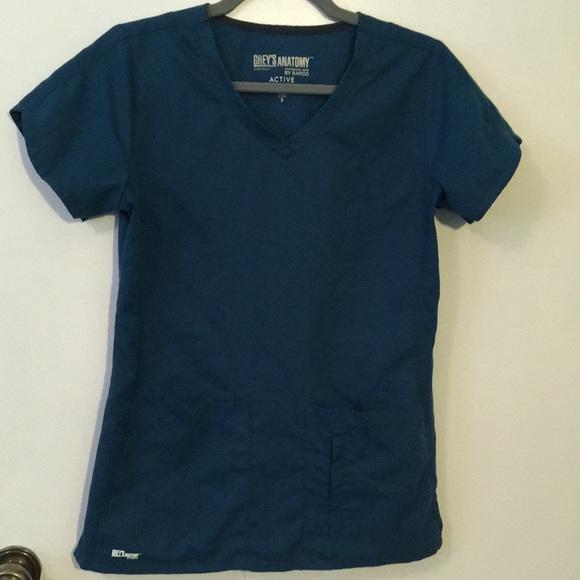Grey s Anatomy Active Scrub Top d29963e5923b